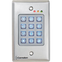 KEYPAD OUTDOOR,ILLUM 999 USERS