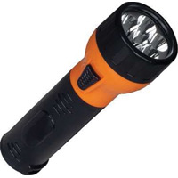 FLASHLIGHT, HIGH CAPACITY 6 LE