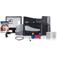 DTC4500E PRINTER BUNDLE