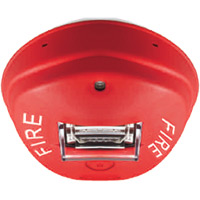 24V STB SEL CD CEILING RED