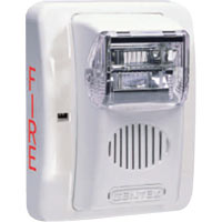 24V H/S SEL CD WALL WHITE