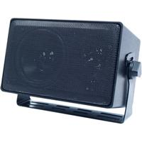 3-WAY MINI SPKR 30W BLACK EA