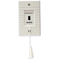 EMERG SWITCH PULLCORD 2 POLE