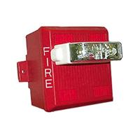 8 TNE STR,WALL,/P,24V,75CD,RED